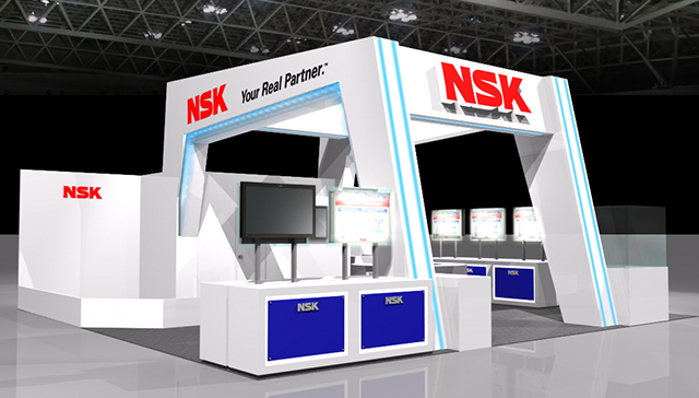 Nsk Welcomes Visitors To International Robot Exhibition 2017 News Company Nsk Global