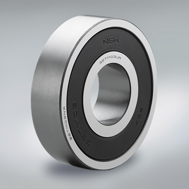 TM Series of Long-Life Sealed-Clean Ball Bearings