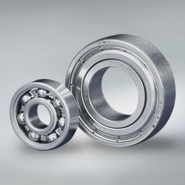 Clean Lubricant V-DFO Bearings