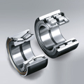 Sealed-Clean Bearings for Sintering Pallets