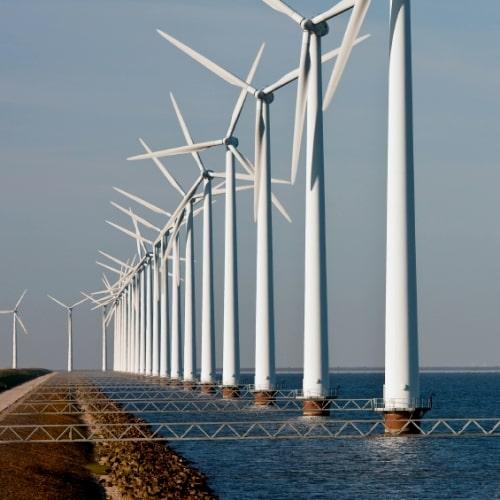 Wind Turbines | Industries | NSK Global