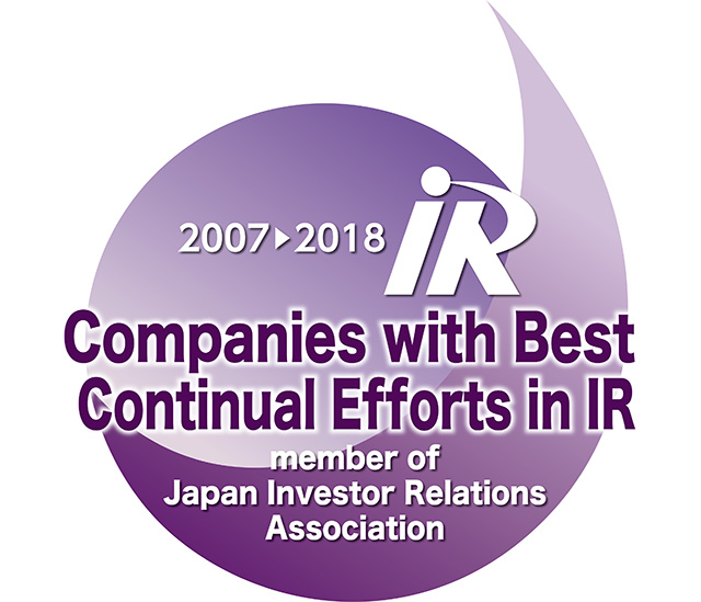 Companies with Best COntinual Efforts in IR