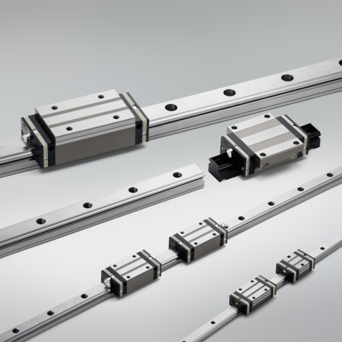 NSK Linear Guides™ | Precision Machine Components | Products | NSK