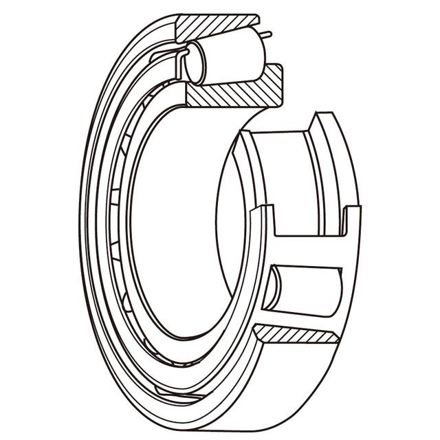 Metric Design Tapered Roller Bearings